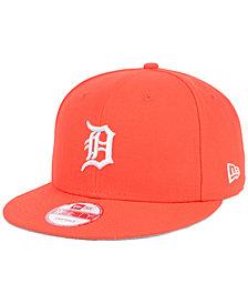 New Era Detroit Tigers C-Dub 9FIFTY Snapback Cap