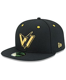 West Virginia Power AC 59FIFTY Fitted Cap