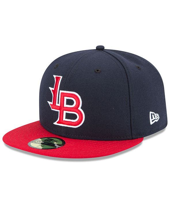 New Era Louisville Bats AC 59FIFTY Fitted Cap
