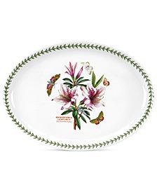 Portmeirion Botanic Garden Oval Platter