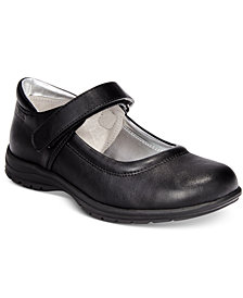 Kenneth Cole Girls' or Little Girls' Dolly School Flats
