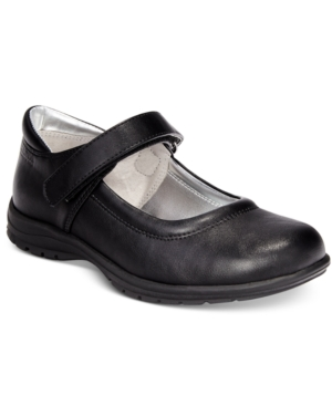 Kenneth Cole Little Girls or Toddler Girls Dolly School Flats