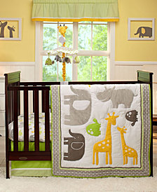 Carter's Animal Crib Bedding Collection