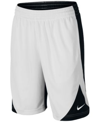 Image of Nike Boys' Avalanche Colorblocked Shorts, Boys' 8-20