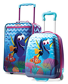 Disney Finding Dory Kids Luggage by American Tourister