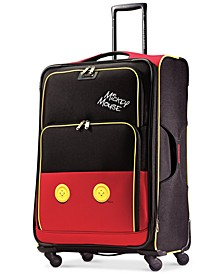 "Disney Mickey Mouse Pants 28"" Spinner Suitcase"