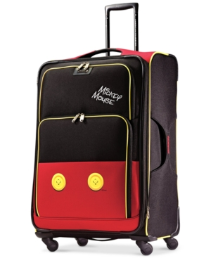 Disney Mickey Mouse Pants 28 Spinner Suitcase by American Tourister