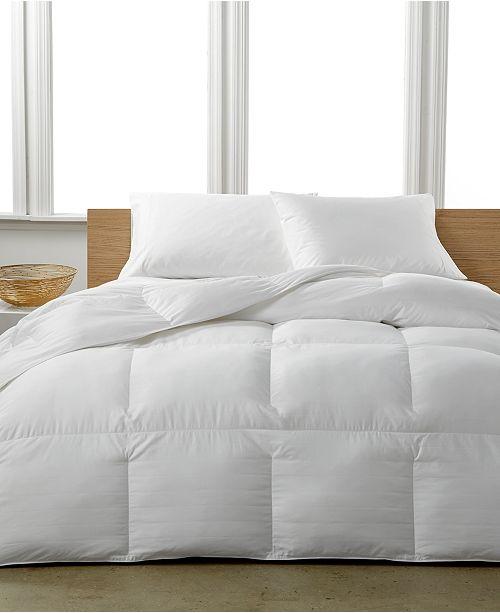 Calvin Klein Almost Down Twin Down-Alternative Comforter