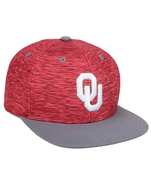 newest 8cc92 3d446 ... Top of the World Oklahoma Sooners Energy 2-Tone Snapback Cap ...