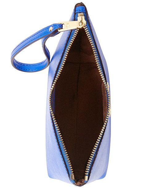 f9f42a6927 Lauren Ralph Lauren Newbury Cosmetic Wristlet - Handbags ...