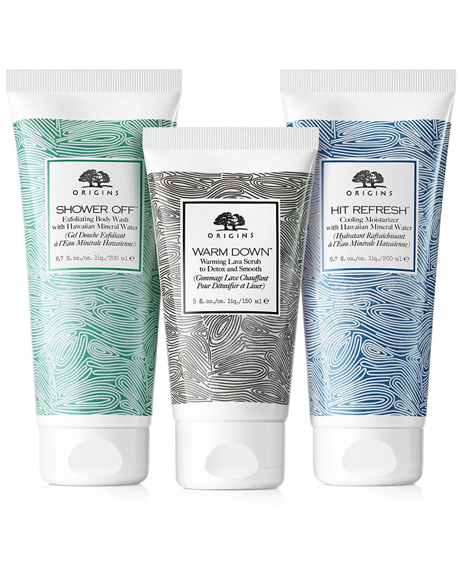Origins Post Workout Active Body Collection