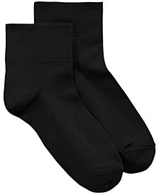 HUE® Women's Cotton Body Socks