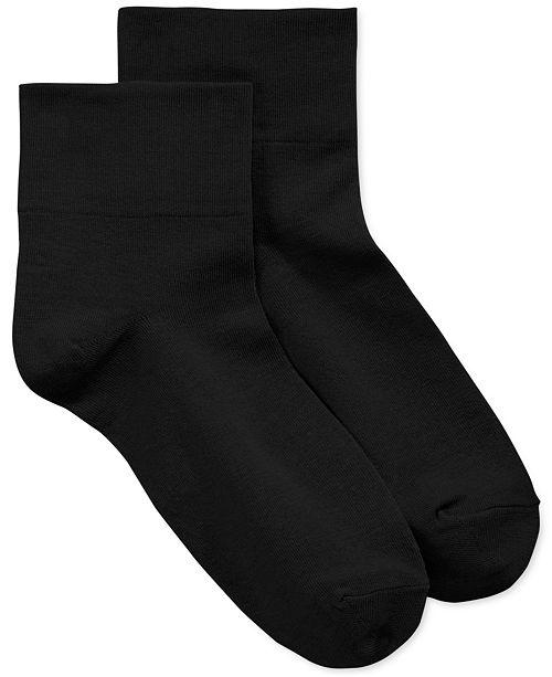 Hue Women's Cotton Body Socks