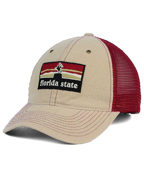 4d8cf36d319 Florida State Seminoles Zephyr Ncaa Landmark Mesh Hat - Image Of Hat