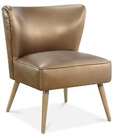 Dorah Sizzle Side Chair, Quick Ship