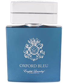 English Laundry Oxford Bleu Men's Eau de Parfum, 1.7 oz