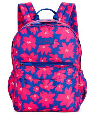 Vera Bradley Lighten Up Grande Laptop Backpack