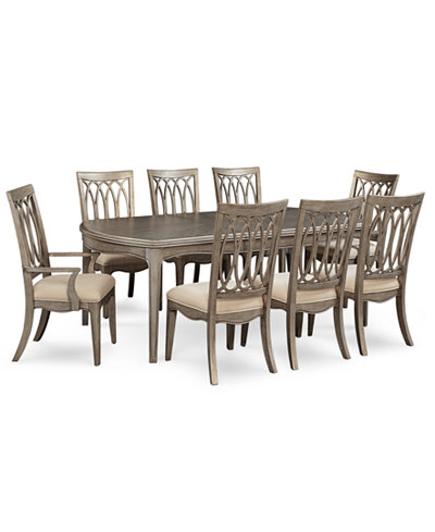 Hayley Counter Height Dining Room Set Signature Design By ...