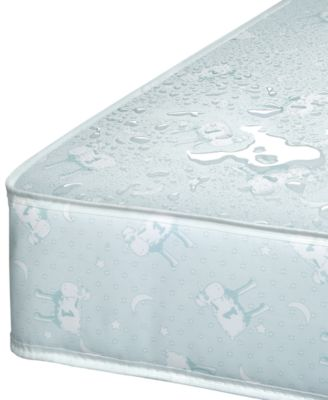 serta nightstar del firm crib mattress quick ship mattress in a box