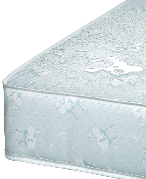 Serta Nightstar Maximum Support Crib Mattress, Quick Ship, Mattress in a Box