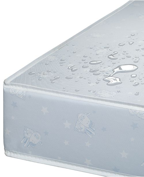 Serta Nightstar Standard Support Crib Mattress, Quick Ship, Mattress in a Box