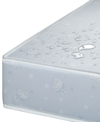 serta nightstar glow crib mattress quick ship mattress in a box