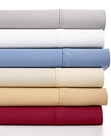 CLOSEOUT! Highland 4-Pc Sheet Sets, 600 Thread Count, Created for Macy's