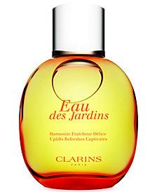 Clarins Eau Des Jardins Eau de Toilette, 3.3 oz