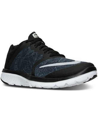 Nike FS Lite Run 4 Black/Hot Punch/Dark Grey/White Zappos