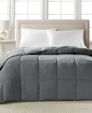Home Design Down Alternative Color TwinTwin Xl Comforter Hypoallergenic Created for Macys Bedding