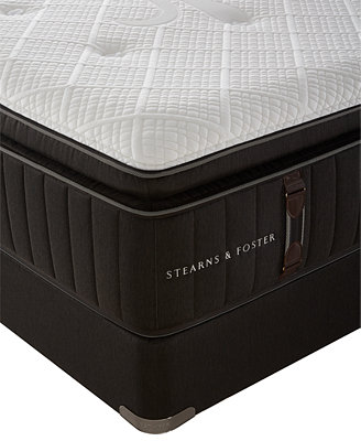 """Stearns & Foster Reserve No 01 17"""" Luxury Ultra Plush"""
