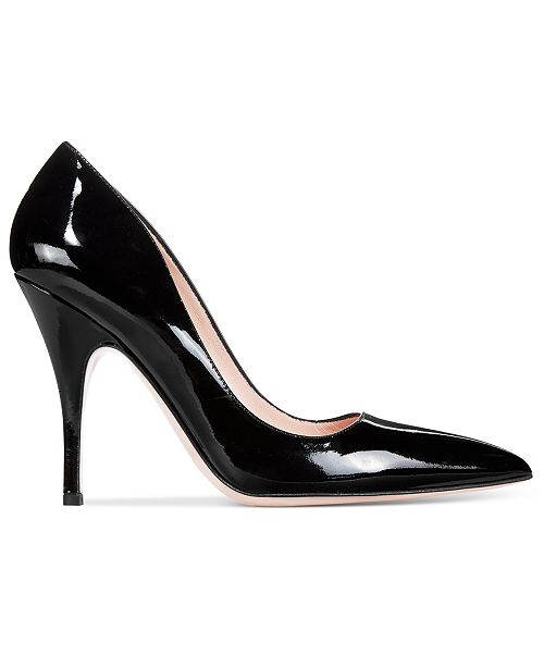 b859e7df3868 kate spade new york Licorice Pumps   Reviews - Pumps - Shoes - Macy s