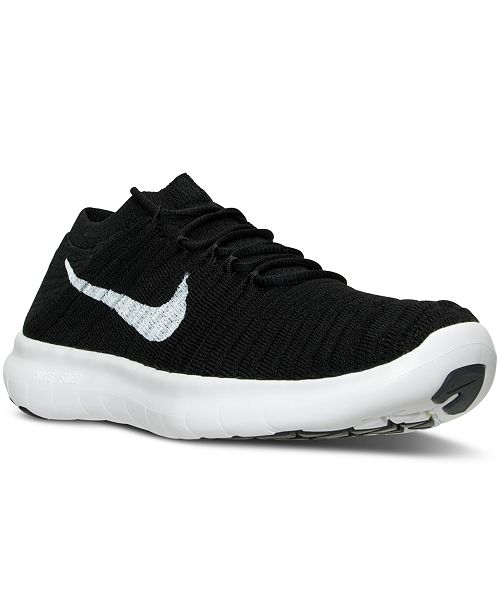 388d391837b2 ... Nike Women s Free Run Motion Flyknit Running Sneakers from Finish Line  ...