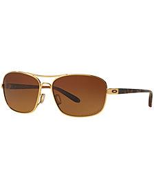 Oakley Polarized Sanctuary Sunglasses, OO4116