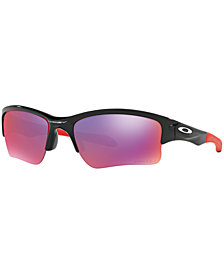 Oakley QUARTER JACKET PRIZM YOUTH Sunglasses, OO9200