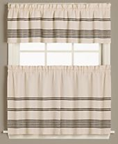 Saturday Knight Sundance Valance and Tier Pair Collection