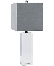 Regina Andrew Design Crystal Block Table Lamp
