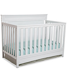 Rankin 4 in 1 Convertible Crib, Quick Ship