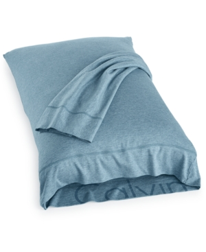 Closeout Calvin Klein Modern Cotton Body Standard Pillowcases Set of 2 Bedding