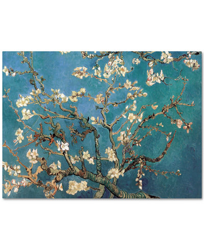 'Almond Blossoms' by Vincent van Gogh 18