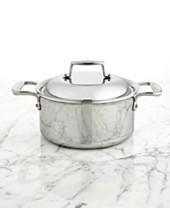 All Clad Cookware Pots Amp Pans Macy S