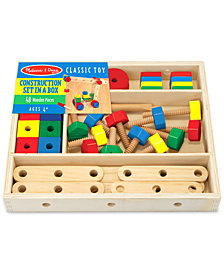 Melissa & Doug Kids' Construction Set In A Box