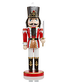"Holiday Lane 14"" Prince Statue Nutcracker, Created for Macy's"