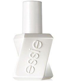 Essie Gel Couture Color, Top Coat Nail Polish