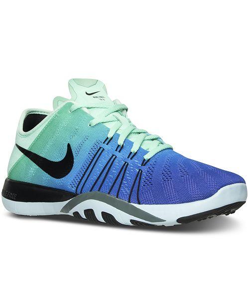 09de65a3d212 ... Nike Women s Free TR 6 Spectrum Training Sneakers from Finish ...