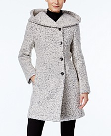 Signature Asymmetrical Walker Coat