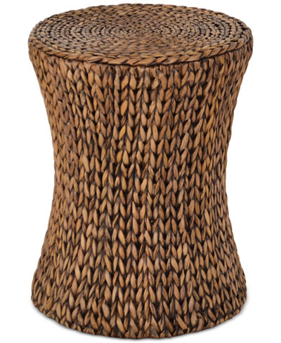 Dawkins Hourglass Accent Table, Quick Ship