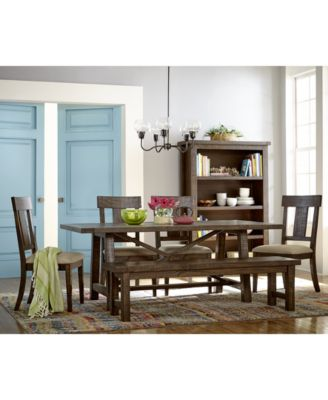 Ember Dining Room Furniture Collection, Only at Macy\'s - Furniture ...