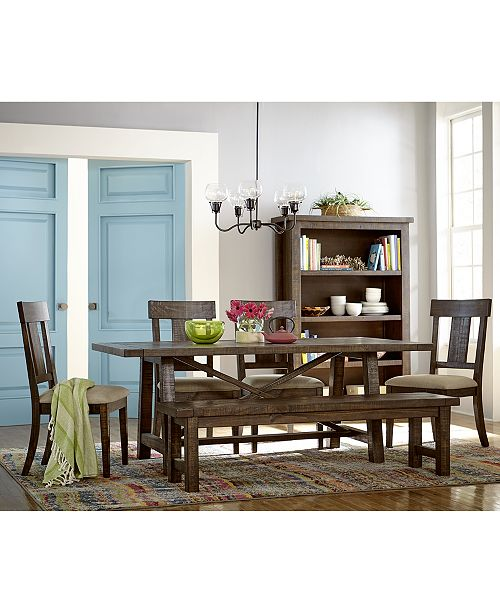 Furniture Ember Dining Room Furniture Collection, Created for Macy\'s ...
