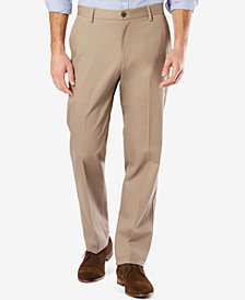 Dockers Men's Big & Tall Signature Classic Fit Khaki Stretch Pants D4